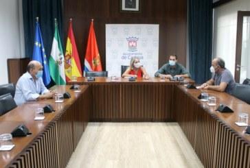 Ayuntamiento, Cooperativa y Comunidad de Regantes estrechan su colaboración para el desarrollo de la actividad agrícola