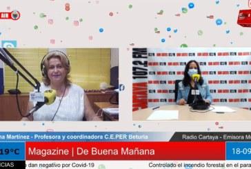 Radio Cartaya | Últimos días para matricularse en el C.E.PER Beturia