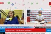 Radio Cartaya   Israel Medina, Segundo Teniente de Alcadesa