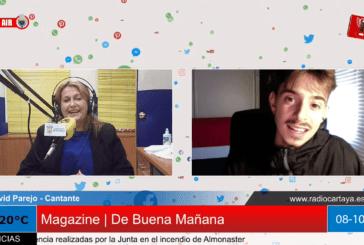Radio Cartaya | David Parejo vuelve con 'Bienvenida'