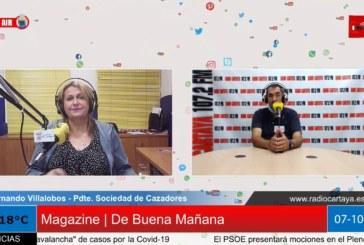 Radio Cartaya   La Sociedad de Cazadores de Cartaya arranca la Primera Montería de Caza Mayor