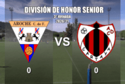 Cartaya Tv | Aroche CF vs AD Cartaya (20201/21)