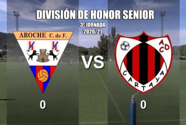 Cartaya Tv | Aroche CF vs AD Cartaya (20201/21)