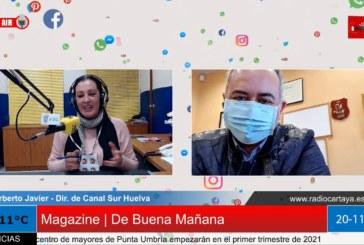 Radio Cartaya | Canal Sur Huelva: La importancia de los medios de comunicación en la actualidad