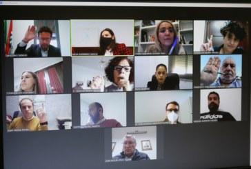El Ayuntamiento de Cartaya celebra por primera vez sesiones on-line de sus órganos de gobierno