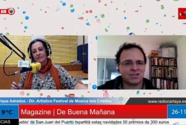 Radio Cartaya   El Festival Música Española de Cádiz ofrece en primicia cuartetos de Lousie Héritte