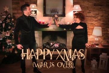 Raquel Vázquez & Baltanás nos felicita las Navidades con su nueva cover 'Happy Xmas'