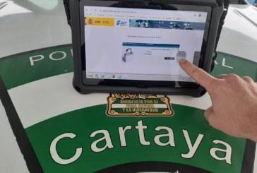 La Policía Local implanta el Sistema Europeo EUCARIS, que facilita la recuperación de vehículos robados