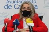"""La alcaldesa pone en valor el dinero que va a llegar a los municipios desde el Estado, """"fundamental para la recuperación económica"""""""