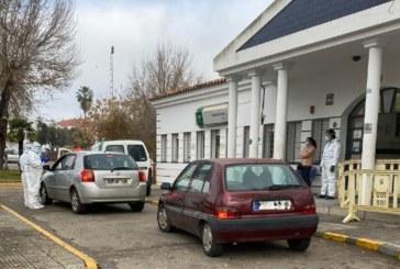 Cartaya cuenta desde ya con un servicio 'Auto Covid'