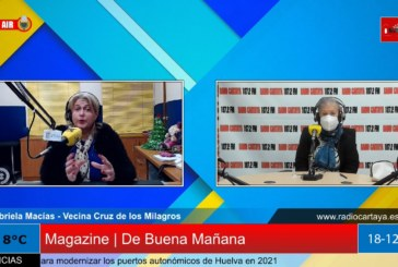 Radio Cartaya | La Ermita de la Cruz de los Milagros aperturada al público