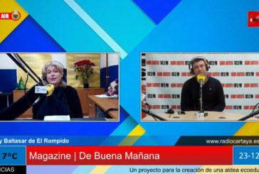 Radio Cartaya | Los Reyes Magos repartirán ilusión y esperanza a los niños de El Rompido