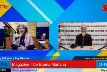 Radio Cartaya | Los Reyes Magos repartirán ilusión y esperanza a los niños de Cartaya