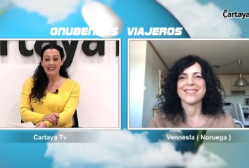 Cartaya Tv | Onubenses Viajeros (12-02-2021)