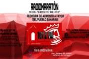 Radio Maratón solidario a beneficio del Pueblo Saharaui en radiotelevisión Cartaya
