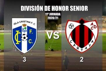 Cartaya Tv | Isla Cristina FC vs AD Cartaya (2020/21)