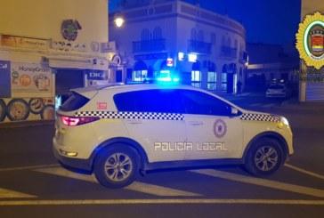 La Policía Local interpone una veintena de denuncias por incumplimientos de la normativa COVID-19