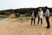 Las playas de El Rompido y Nuevo Portil, listas para la Semana Santa