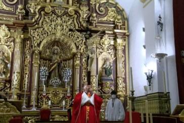 Cartaya Tv | Santa Misa de la Pasión, Muerte y Sepultura del Señor (02-04-2021)