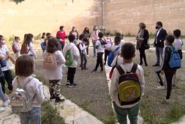 Cartaya Tv | La Escuela de Embajadores hace parada en el Castillo de los Zúñiga
