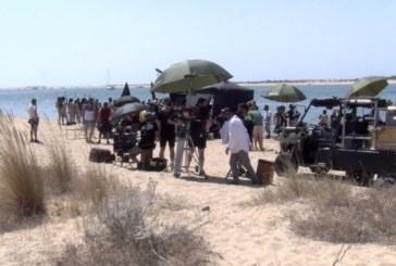 """Cartaya Tv   La playa del Caño de la Culata, escenario del rodaje de """"Sin Límites"""""""