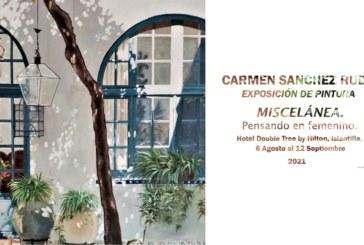 De Buena Mañana | Carmen Sánchez Ruda expone en Islantilla 'Miscelánea, pensando en femenino'