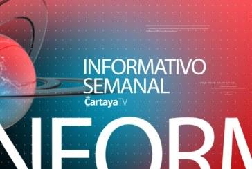 Cartaya Tv | Informativo Semanal (17-09-2021)