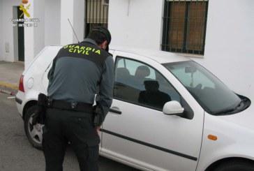 Isla Cristina | La Guardia Civil esclarece varios robos y hurtos perpetrados en el interior de vehículos en la localidad