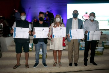Cartaya es reconocida en la II Gala de calidad turística de la costa occidental de Huelva