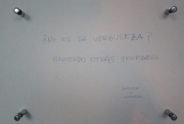 El Ayuntamiento denuncia el acto vandálico contra la adhesión de Cartaya a la Red de Municipios Orgullosos