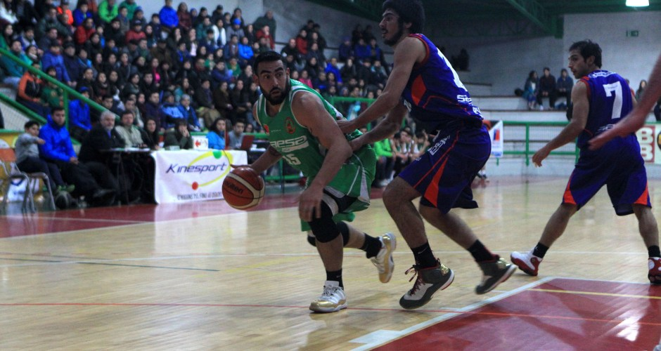 Deportes Castro sigue en cuarta posición
