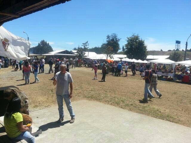 Castro: continúa la ruta de las Fiestas Costumbristas.