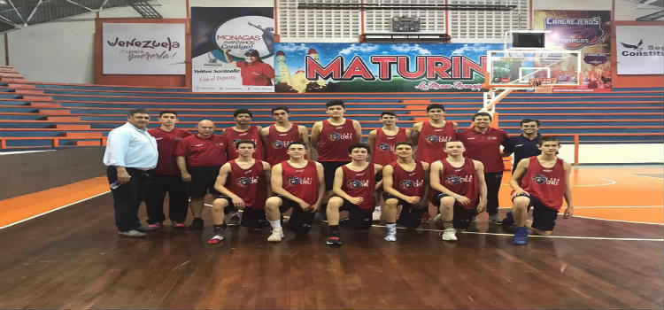Sub 15 de Chile inicia preparación
