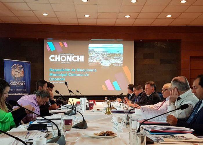 Chiloé: Core aprueba presupuesto para ejecutar importantes iniciativas en la provincia.