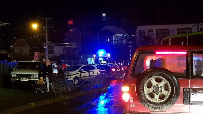 Castro: dos atropellos se produjeron durante las ultimas horas.
