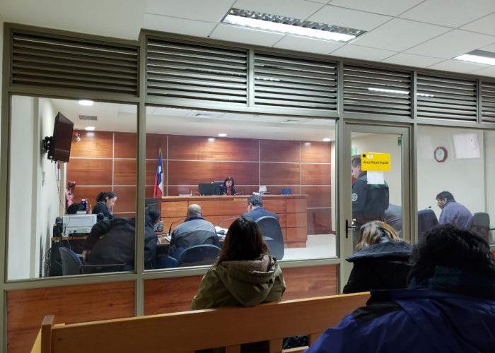 Castro: se realizó audiencia de formalización a sujeto acusado de hostigamiento en contra de vecino de Ichuac.