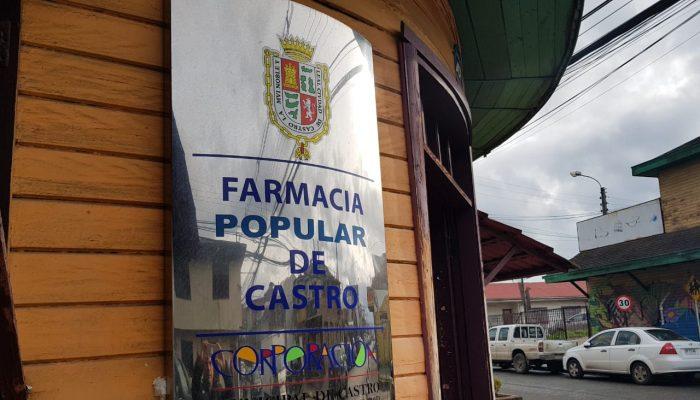 Castro: farmacia y óptica popular funcionarán muy pronto en Feria Alcalde José Sandoval.