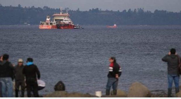 Regional: lo que dejó el Seikongen tras su salida de Chiloé y su llegada a Puerto Montt.