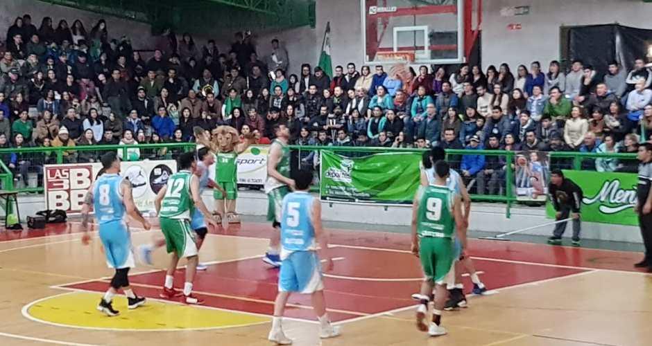 Ancud eliminó a Deportes Castro y está en semifinales