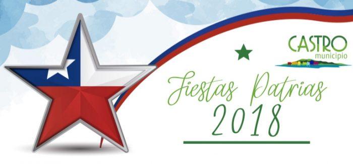 Castro: se realiza segunda versión de la Fiesta de la Chilenidad.