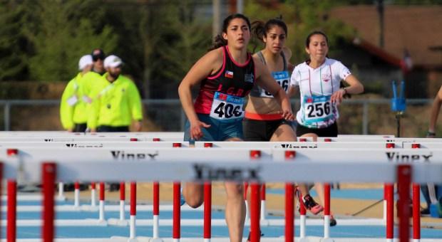 Milenka Ursic sigue cosechando victorias en el atletismo nacional