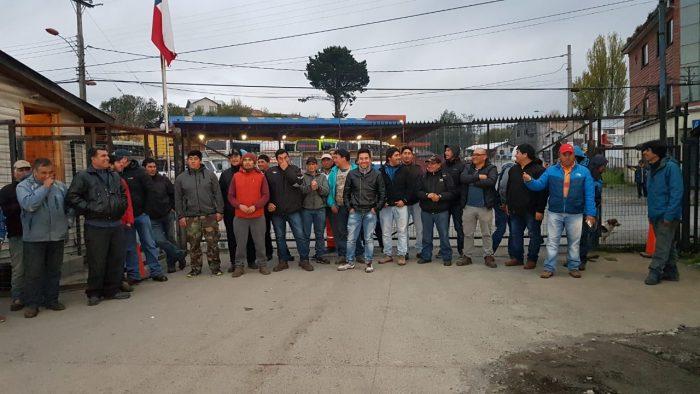Quellón: pescadores deponen movilización.