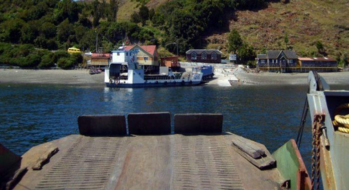 Quinchao: destinarán recursos para diseño puente sobre canal Dalcahue.