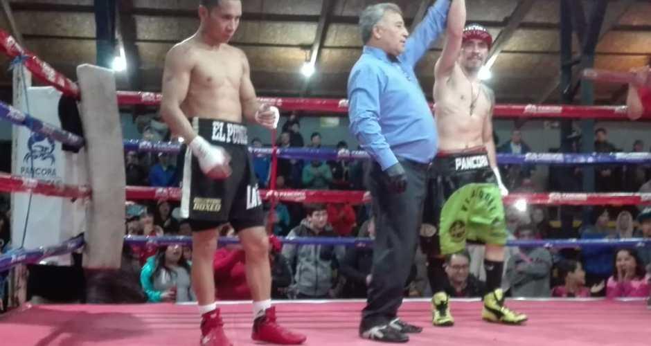 Jose 'Pancora' Velásquez gana y es campeón del mundo hispano