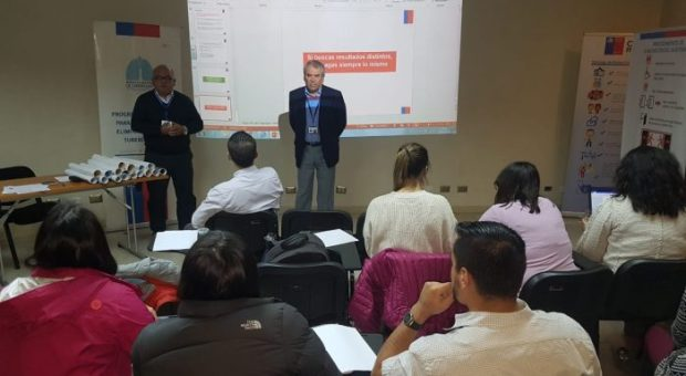 Castro: realizan evaluación de programa Tuberculosis.