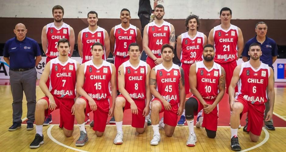 Chile ganó bien y espera por República Dominicana