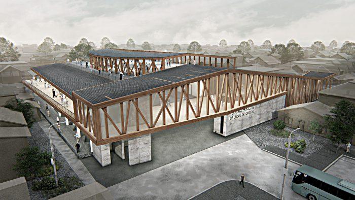 Castro: se aprueba anteproyecto para construcción de nuevo terminal de buses.