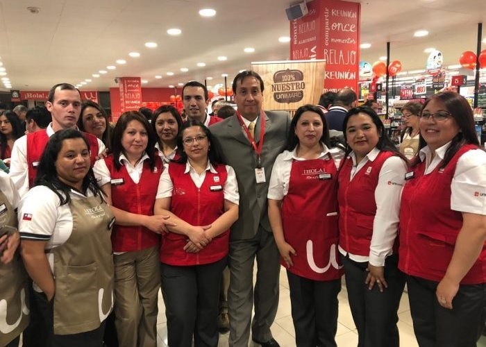 Ancud: Unimarc reinaugura moderna tienda.