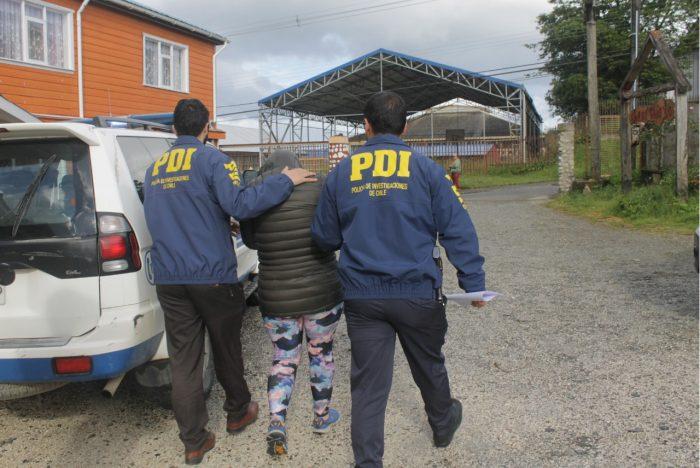 Ancud: detienen a mujer acusada por robo y receptación de especies.