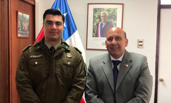 Chiloé: asume nuevo jefe de unidad Siat en la provincia.